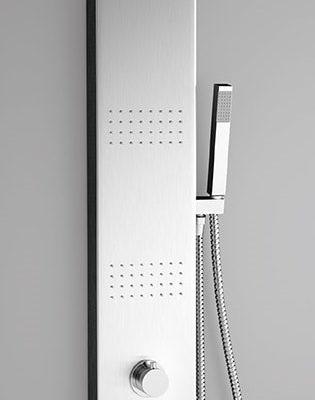 Foto 1 de ducha de banyo de la marca Kassandra, modelo Candy, en cristalería JCD de Madrid