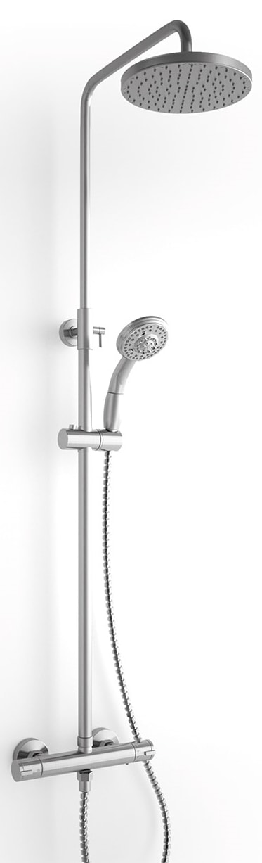 Foto 1 de ducha de banyo de la marca Kassandra, modelo Chelsea II, en cristalería JCD de Madrid