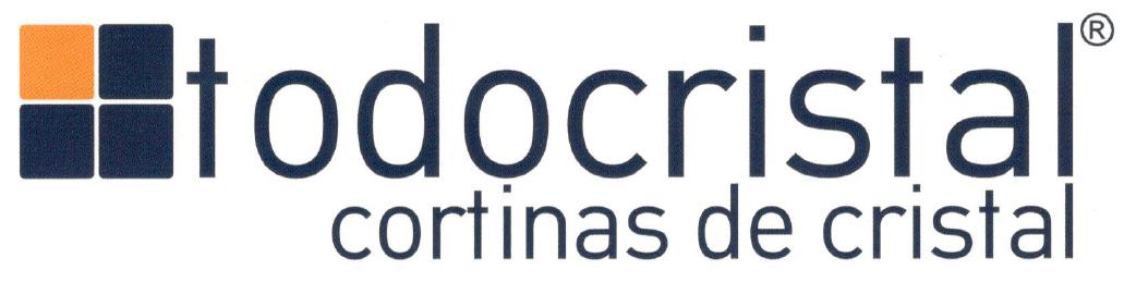 Banner de la marca Todocristal en la web Cristalería JCD de Madrid