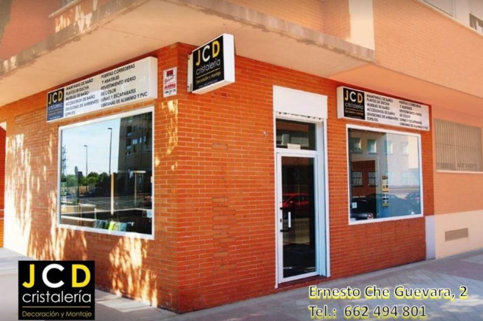 Cristalería JCD La empresa