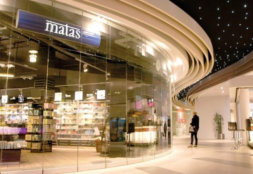 Foto 2 de cerramiento de la marca Saheco, modelo Parking Glass, en cristalería JCD de Madrid