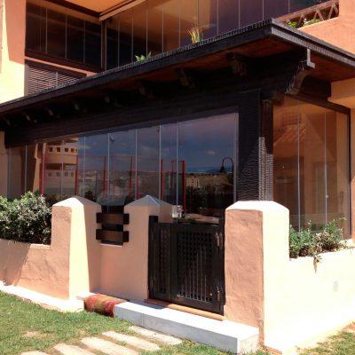 Foto 2 de cerramiento de la marca Todocristal, instalado por Crisalería JCD en Madrid